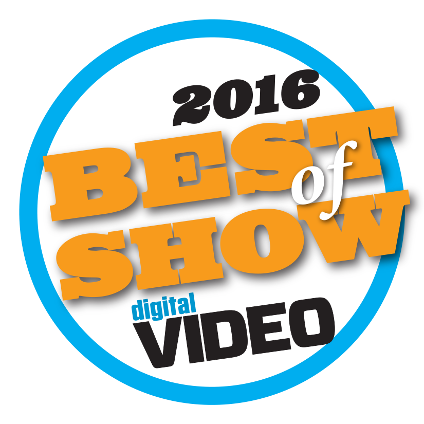 2016 Best of Show digital Video
