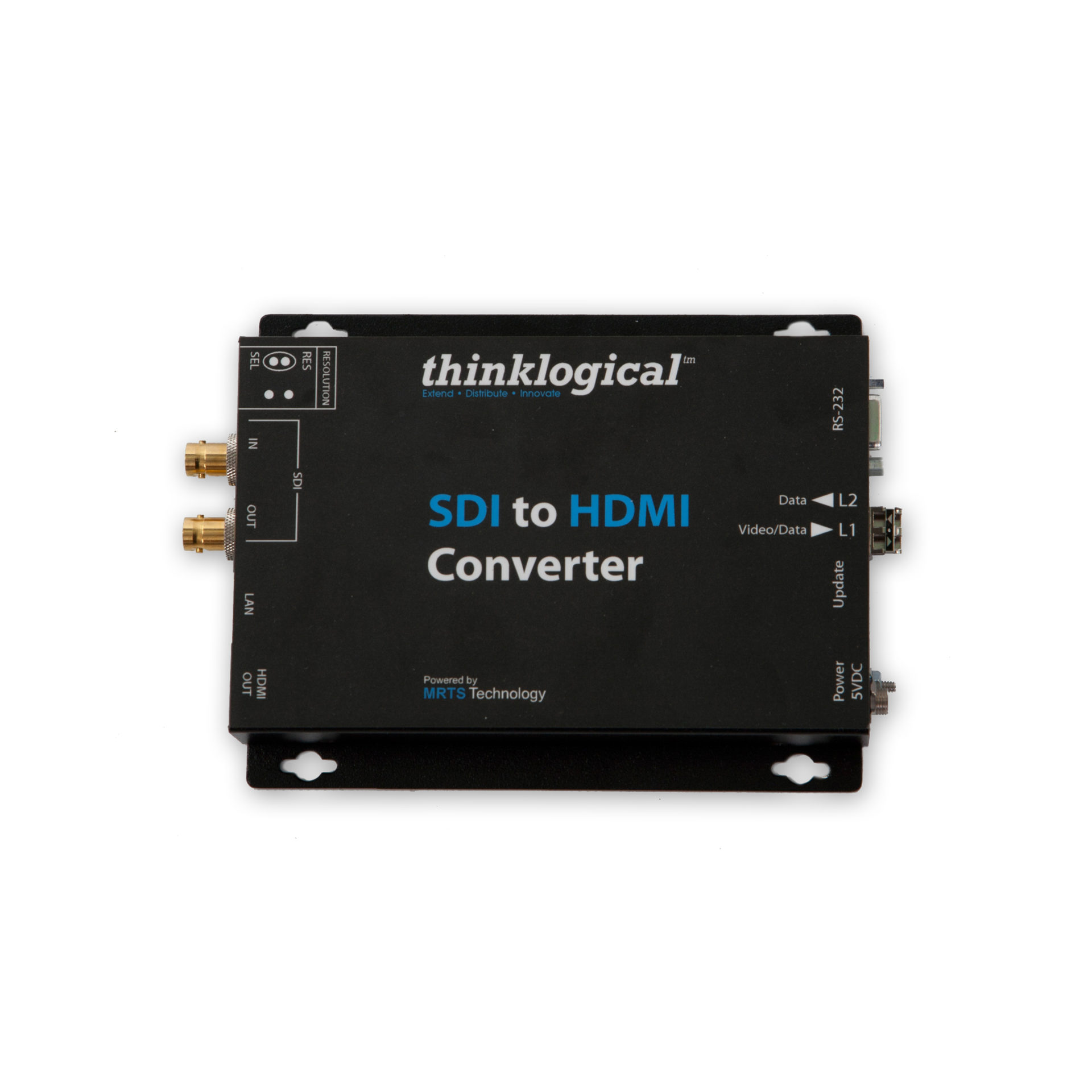 SDI to HDMI Conversion and Extension