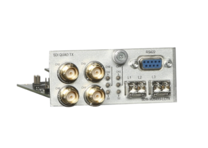 4K QUAD 3G-SDI EXTENDER