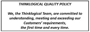 Thinklogical Quality Policy